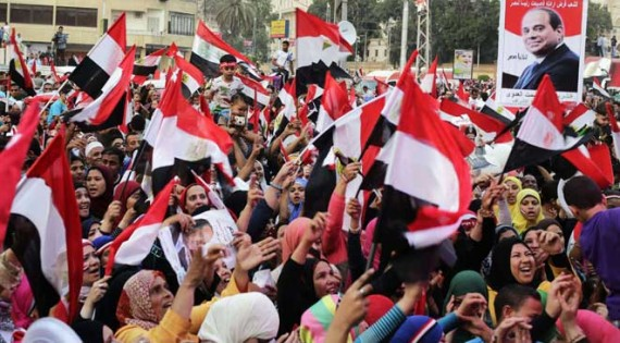 علي محمد الشرفاء الحمادي - شعب مصر