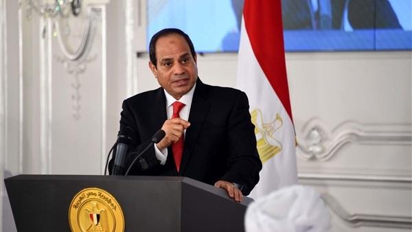 «رسالة السلام» تدعم مبادرة الرئيس السيسي لتصويب الخطاب الإسلامي