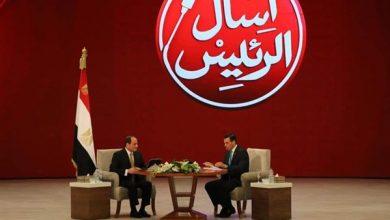 الرئيس السيسي: الشائعات تستهدف تحطيم الأمة