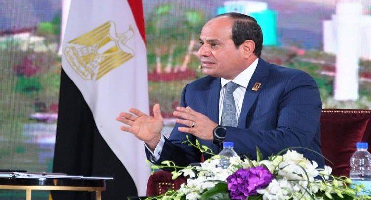 السيسي يوجه بإطلاق مؤتمر دولي لتجديد الخطاب الديني