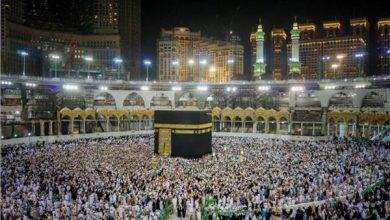 تعليق العمرة - دفع الضرر عن الحرم