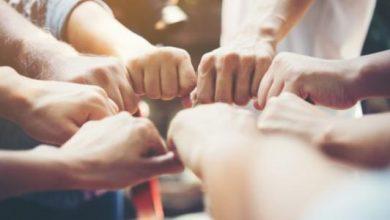 وسيلة لغرس روح التعاون بين الناس