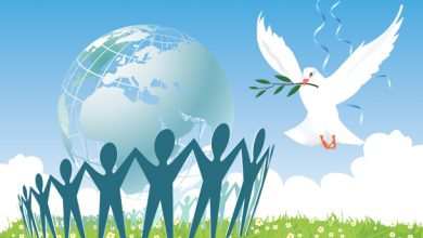الإسلام يسعى إلى صنع السلام